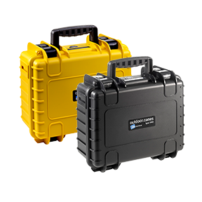BW International outdoor cases type 3000