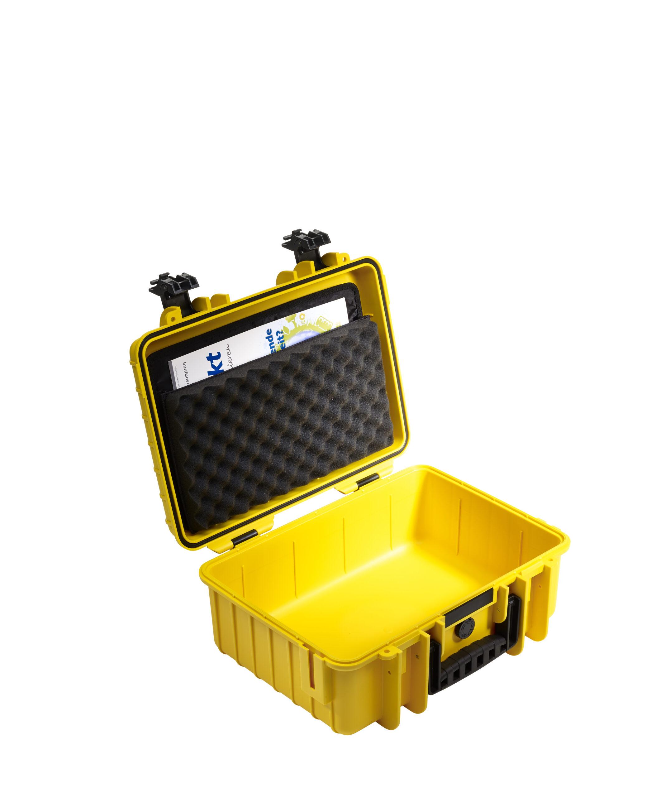 B&W Outdoor Case Met Laptop Inlay