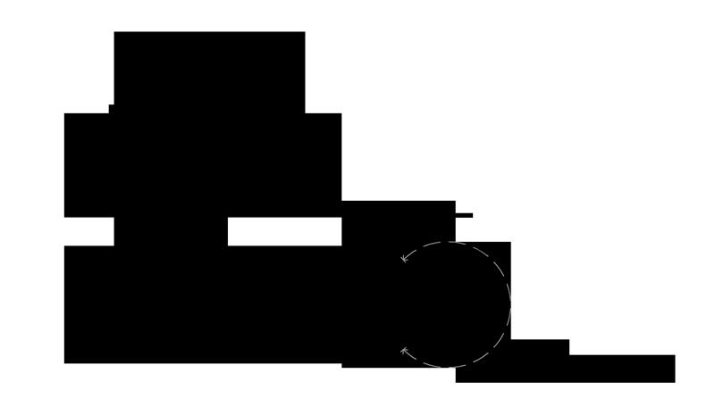 Funktion One AX8 technische tekening