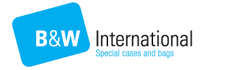 B&W International Logo