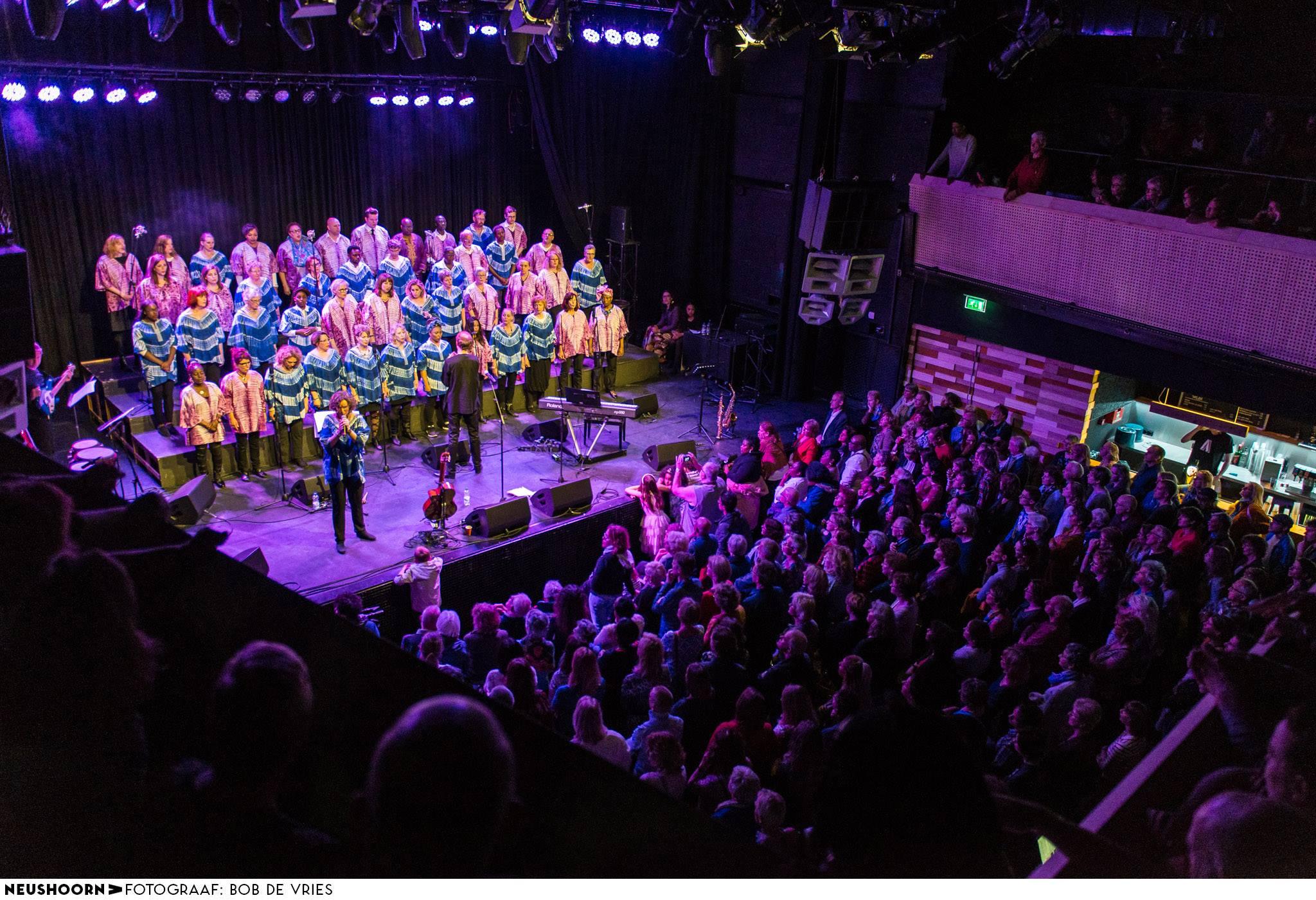 Neushoorn Leeuwarden - All For One Gospel Choir